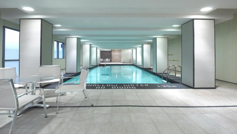 Pool in 360 At City Centre Apartments