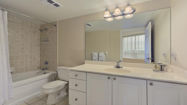 Bathroom at Forest Vista Apartments
