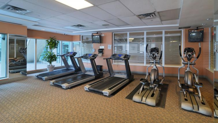 Fitness at Forest Vista Apartments