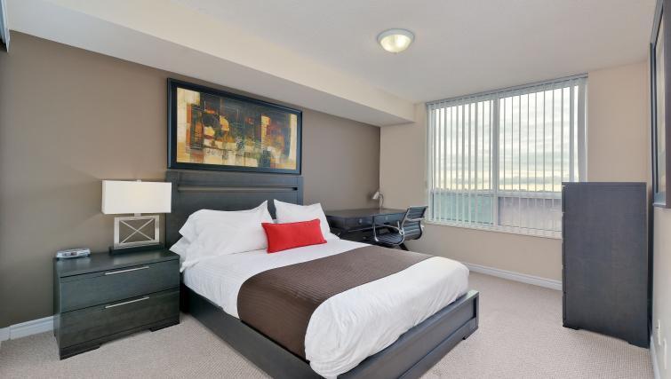 Bedroom at Forest Vista Apartments