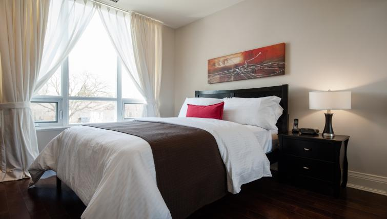 Double room at Meridian Apartments
