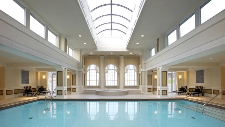 Pool at Meridian Apartments