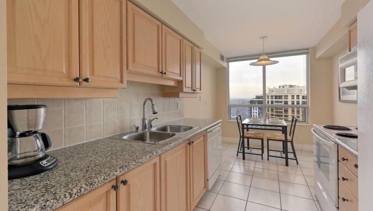 Kitchen at Avondale Apartments