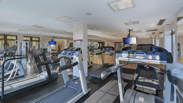 Gym at Avondale Apartments