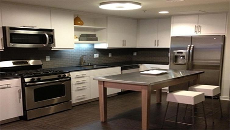 Desirable kitchen in Stella Apartments