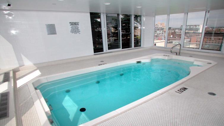 Aqua spa in Icon Apartments