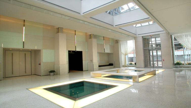 Lobby in Icon Apartments