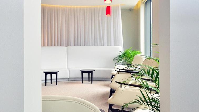 Living area at So Battersea Apartments