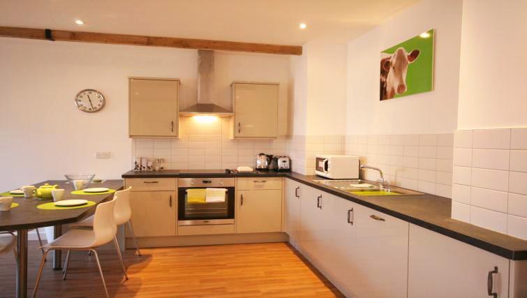 Kitchen at Ridgeway Apartment