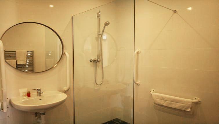 Bathroom at Ridgeway Apartment