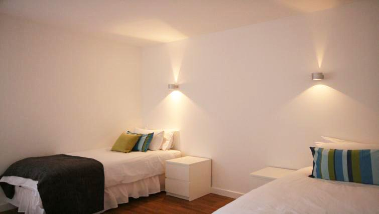 Bedroom at Ridgeway Apartment