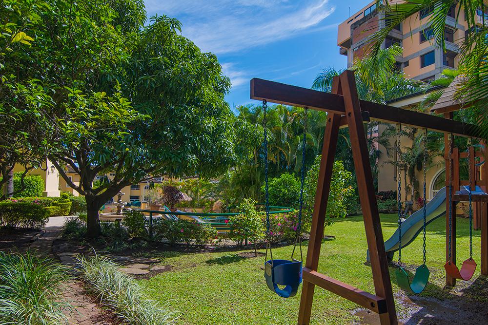 Outside at Villas del Rio Aparthotel