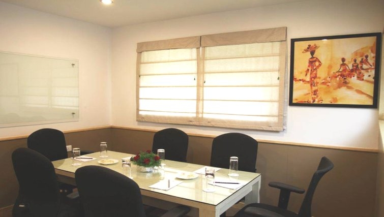 Ideal meeting room in Brigade Homestead 4 Apartments