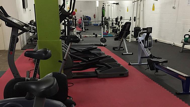 Gym at Chiswick Green Apartment