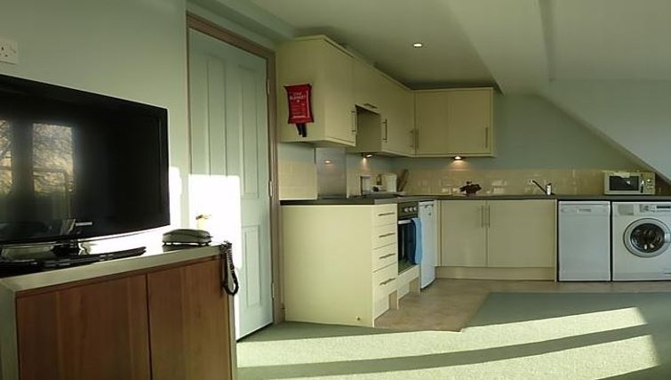 Ideal kitchen in Riverside Apartment Hotel