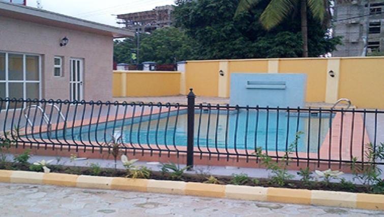 Delightful pool in Aart Suites