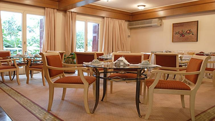 Charming restaurant in Delice Hotel Apartments