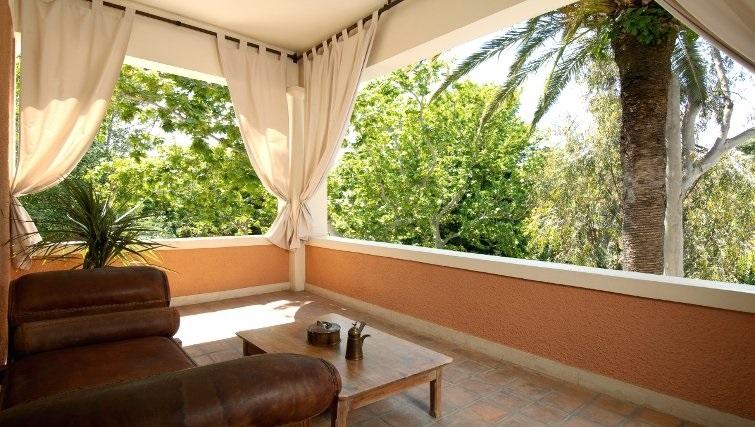 Gorgeous balcony in The Kefalari Suites