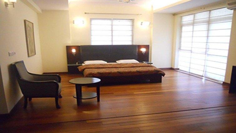 Delightful bedroom in Sahara Grace Apartments