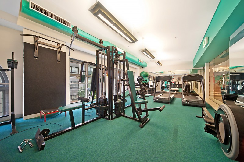 Gym at Astra Regency Hyde Park Apartments