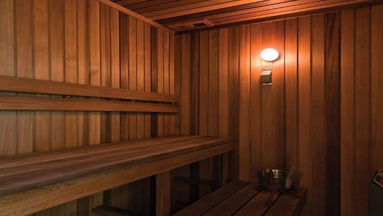 Tranquil sauna in Adina Apartment Hotel Sydney, Town Hall