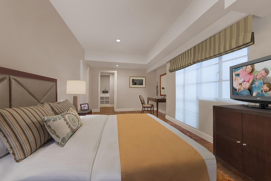 One Bedroom at Somerset Olympia Apartments, Makati, Manila