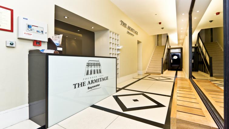 Reception at The Armitage Hyde Park