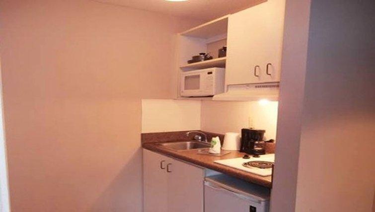 Ideal kitchen at North Charleston Apartments
