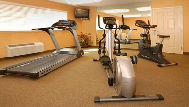 Practical gym at North Charleston Apartments