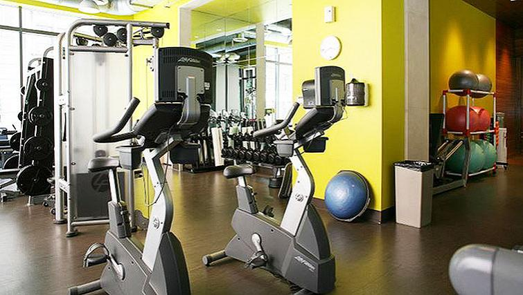 Gym at Biltmore Plaza Apartments