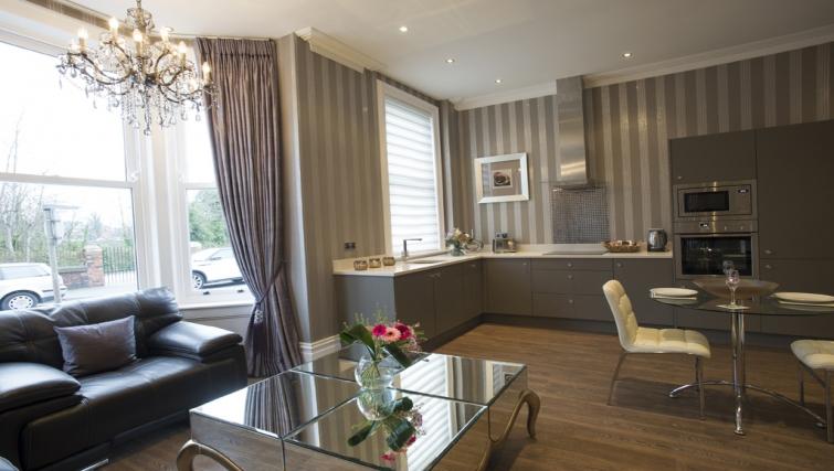 Breck Apartments, Blackpool, SilverDoor Apartments