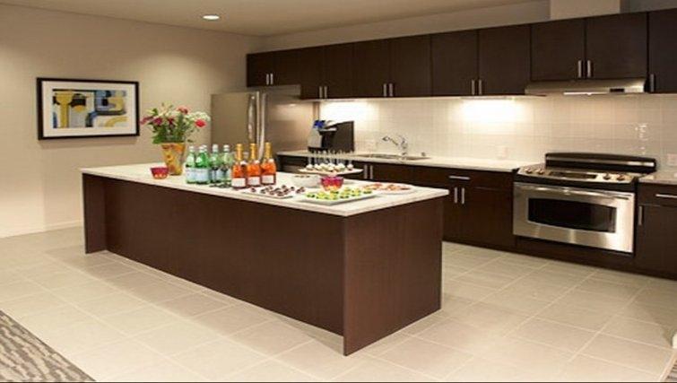 Beautiful kitchen in Aspira Apartments