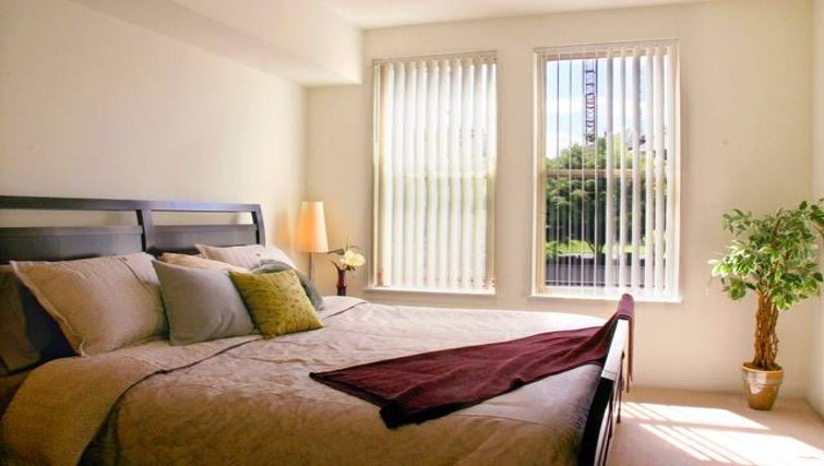 Bedroom in Avalon Towers Bellevue