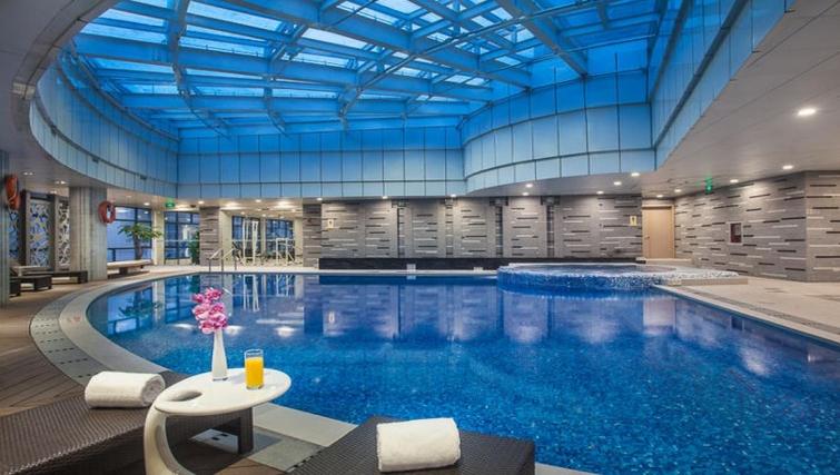 Appealing pool in Somerset Xu Hui Apartments