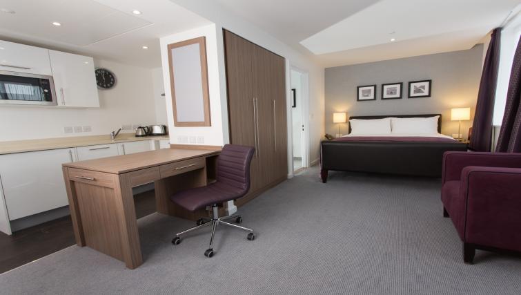 Studio in Staybridge Suites Birmingham