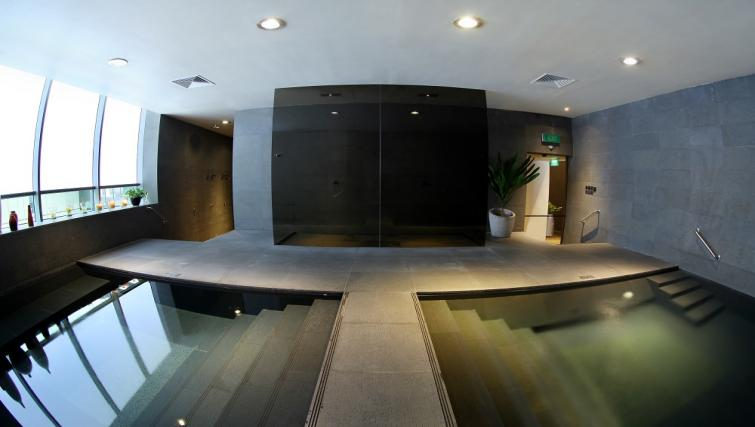 Spa at Pan Pacific Serviced Suites Orchard, Singapore