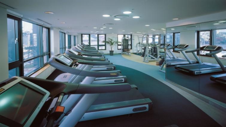 Gym at Somerset Palace Apartments