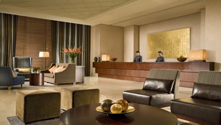 Lobby at Somerset Palace Apartments