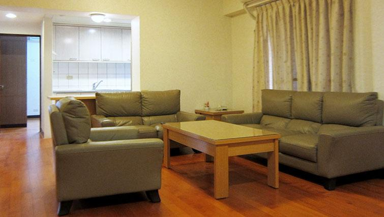 Corporate Serviced Apartments In Taipei - SilverDoor