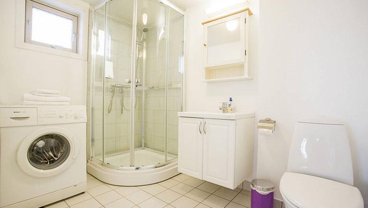 Bathroom at Lagardsveien Apartments