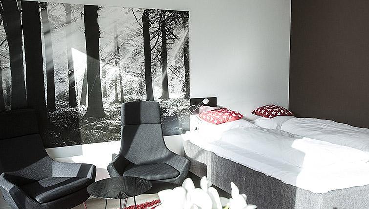 Studio room at Kirkebakken Apartments