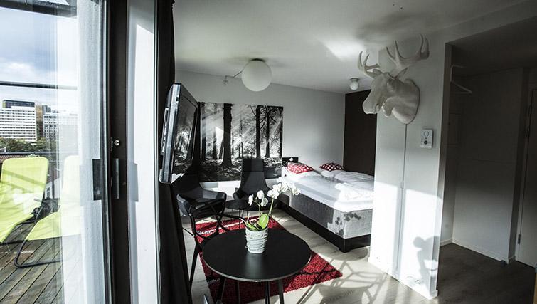 Studio at Kirkebakken Apartments