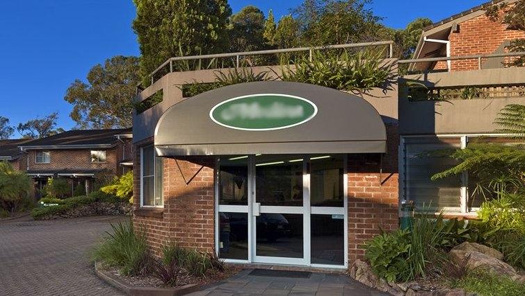 Charming exterior at Medina Serviced Apartments North Ryde