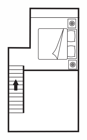 Floorplan 4 at Somerset on the Pier Apartments