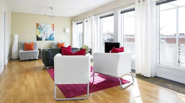 Ideal living area in Copenhagen Apartments