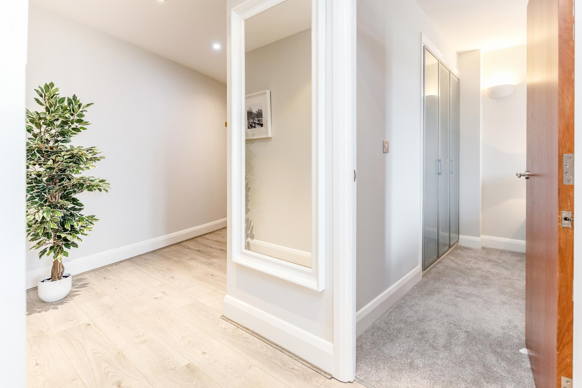 Hall at Thames Edge Apartments, Centre, Staines