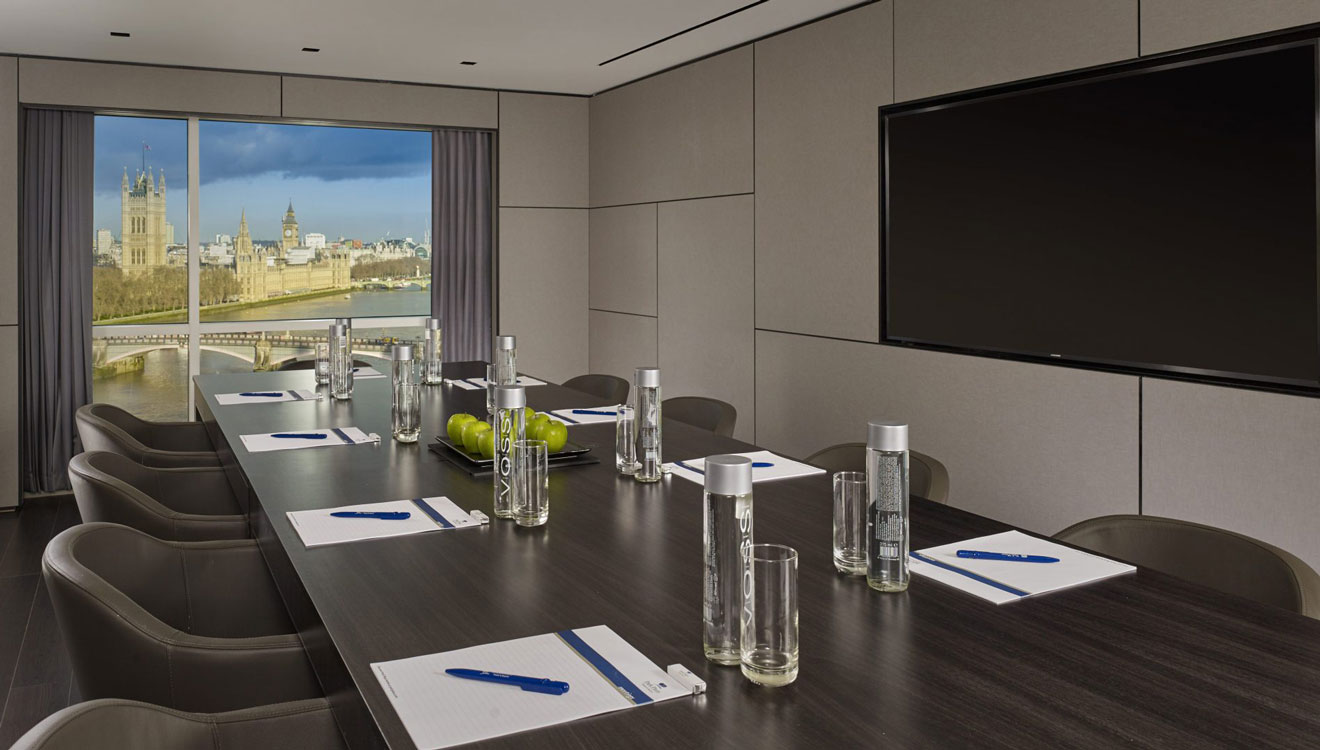Meeting room at Plaza on the River