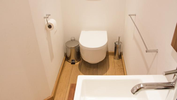 WC in Mutual Heights Apartments