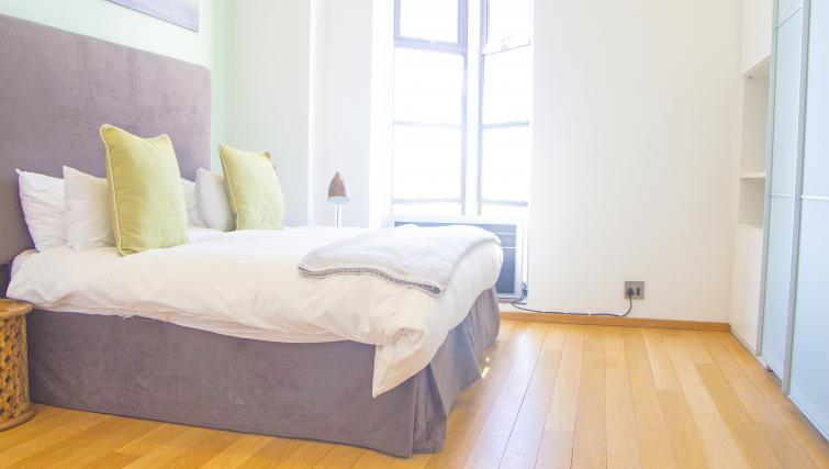 Bedroom in Mutual Heights Apartments