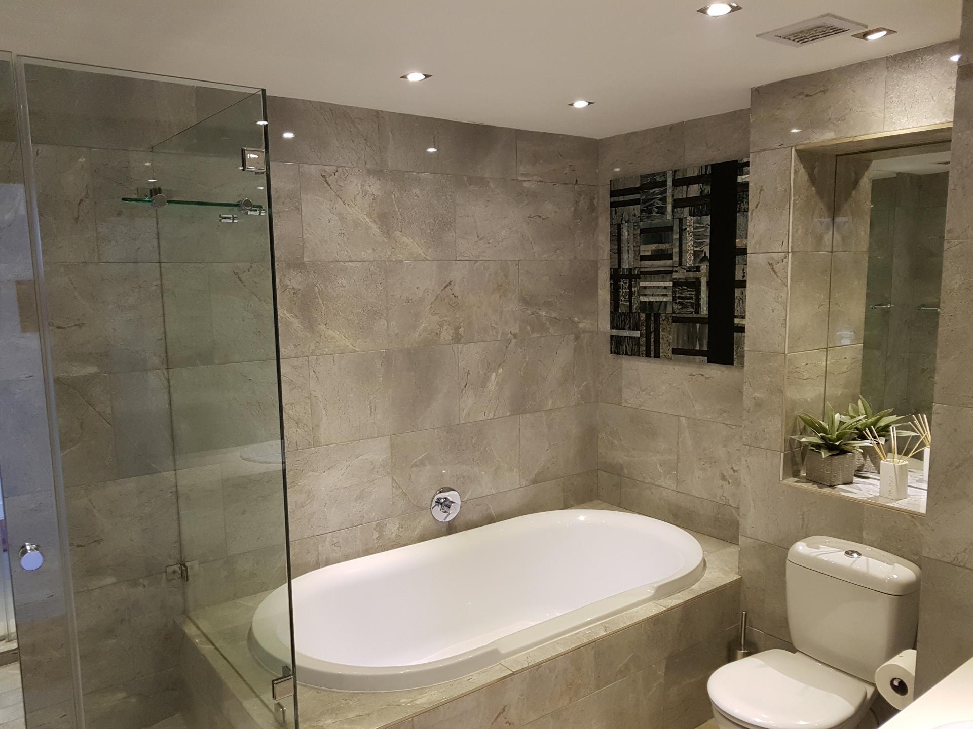 Bath in Icon Apartments